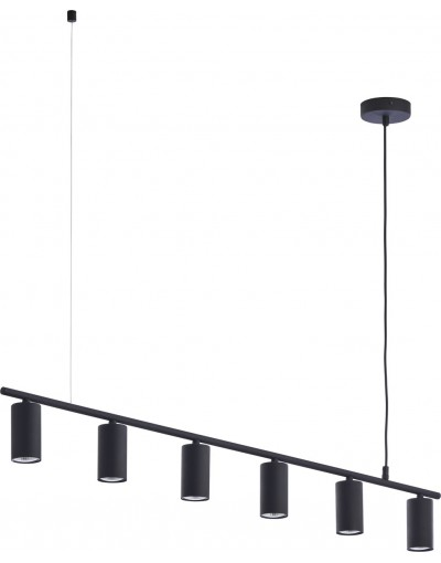 TK-Lighting LOGAN BLACK 4428